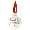 Baby's 1st Christmas Bauble
