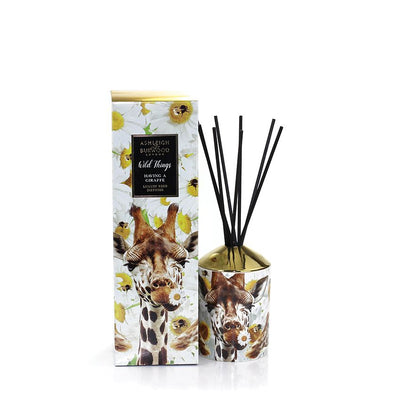 Luxury Reed Diffuser - Orange Blossom
