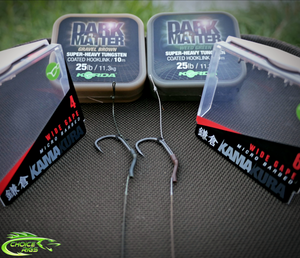 "Korda Kamakura Blow Back Rigs ""The Grippa Rig Mk 2"""