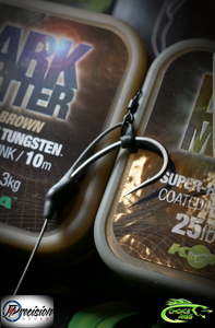 """The Dark Matter D Rig"" With Korda D Rig Kickers and J Precision Curve Shank Hooks"