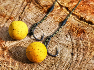The Spliced Multi Rig - Featuring J Precision beaked Chods and 35lb 12 core braid.