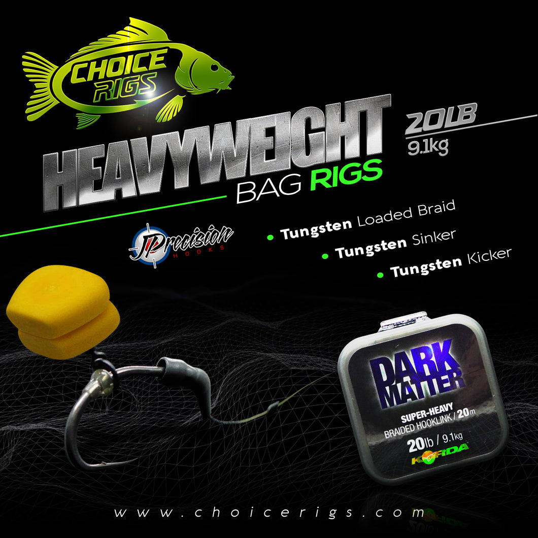 Solid Bag rigs Carp rigs