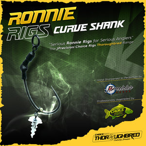 """Thoroughbred""  Curve Shank Ronnie Rigs"