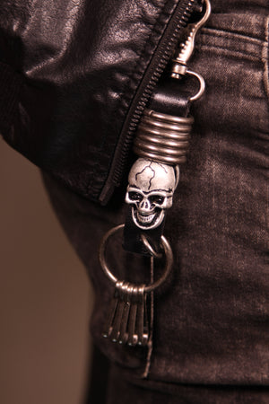 Diesel Leather Key Holder