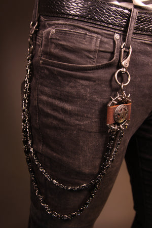 Sheriff Jeans Key Chain