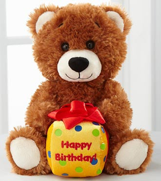 Bear -Happy Birthday bear