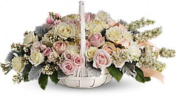 Basket of Roses and More