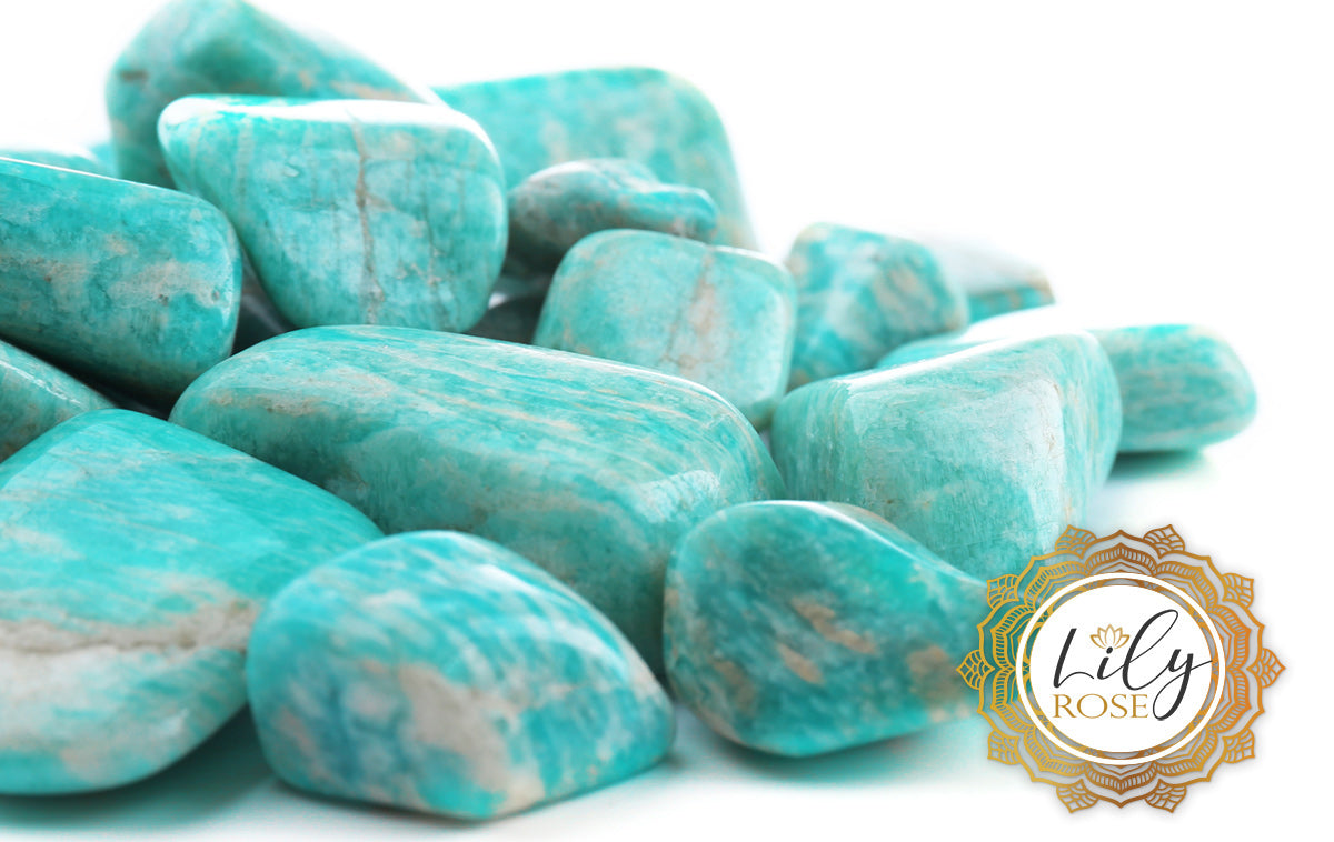 Amazonite Gemstone Uses & Crystal Healing Properties