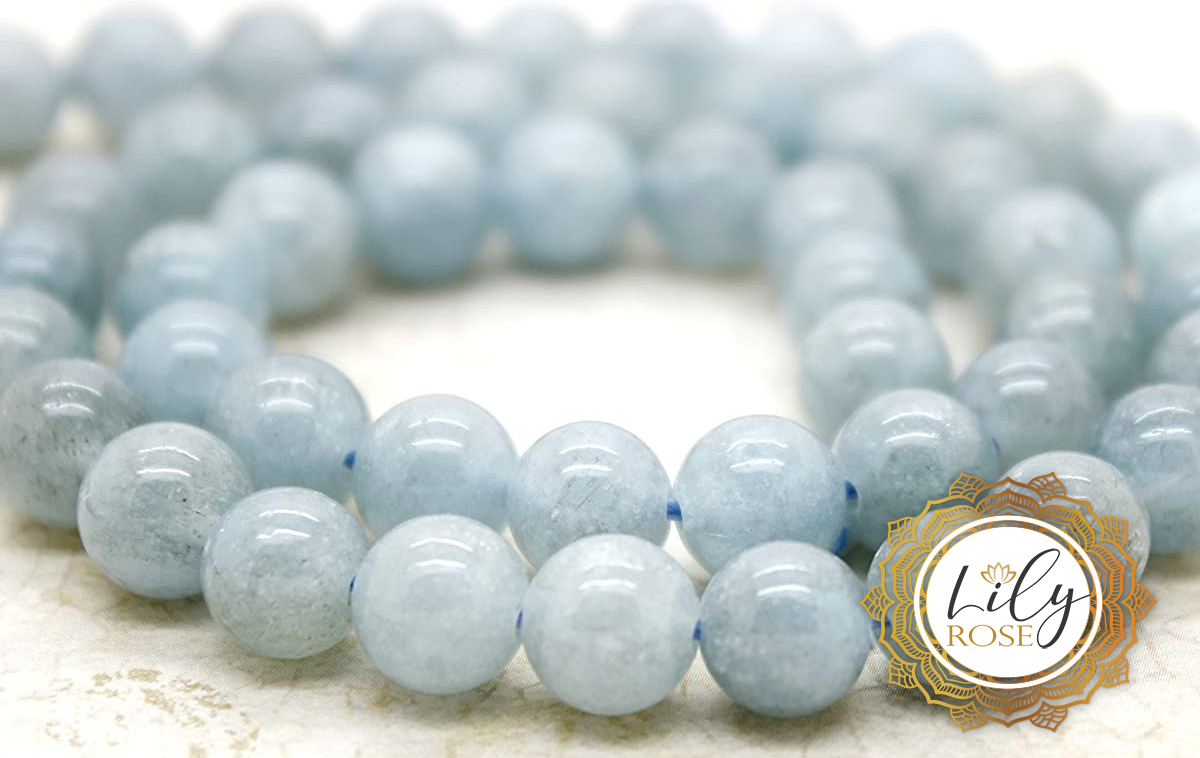 Aquamarine Gemstone Uses & Crystal Healing Properties