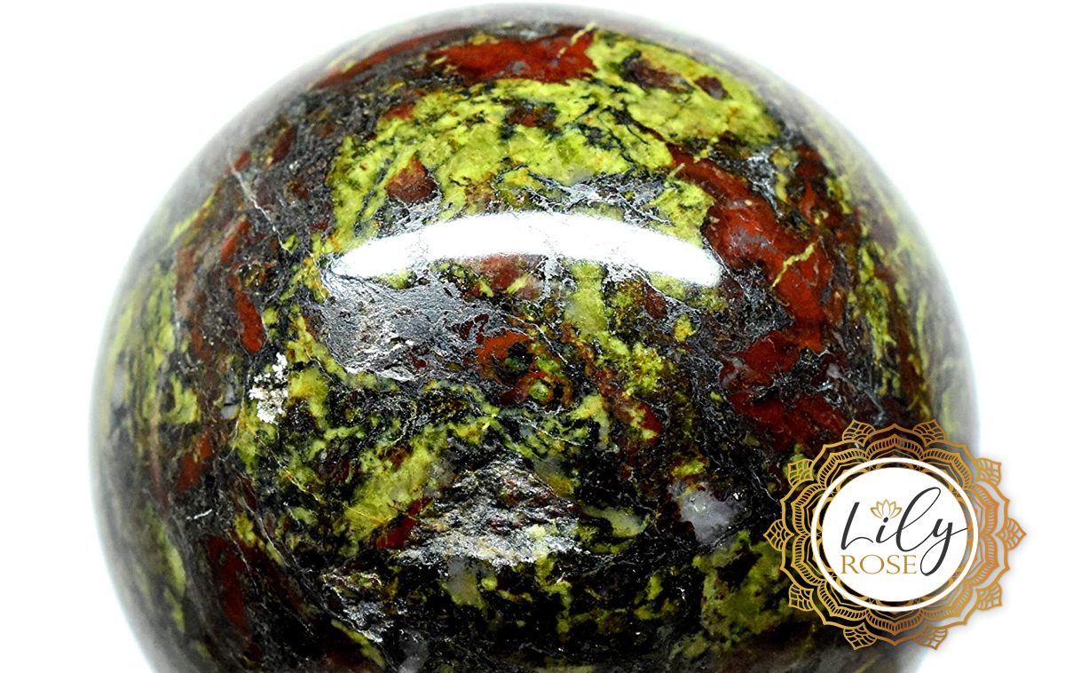 Dragon Blood Jasper Uses & Crystal Healing Properties