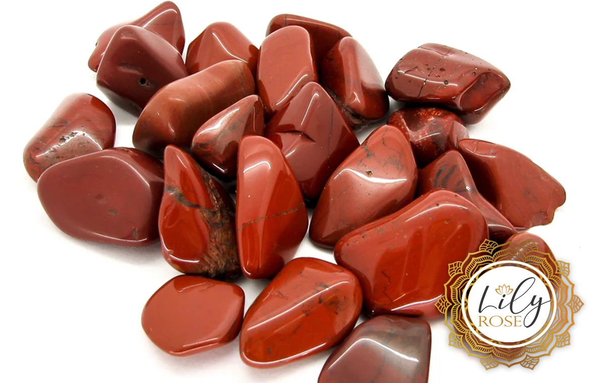 Red Jasper Gemstone Uses & Crystal Healing Properties