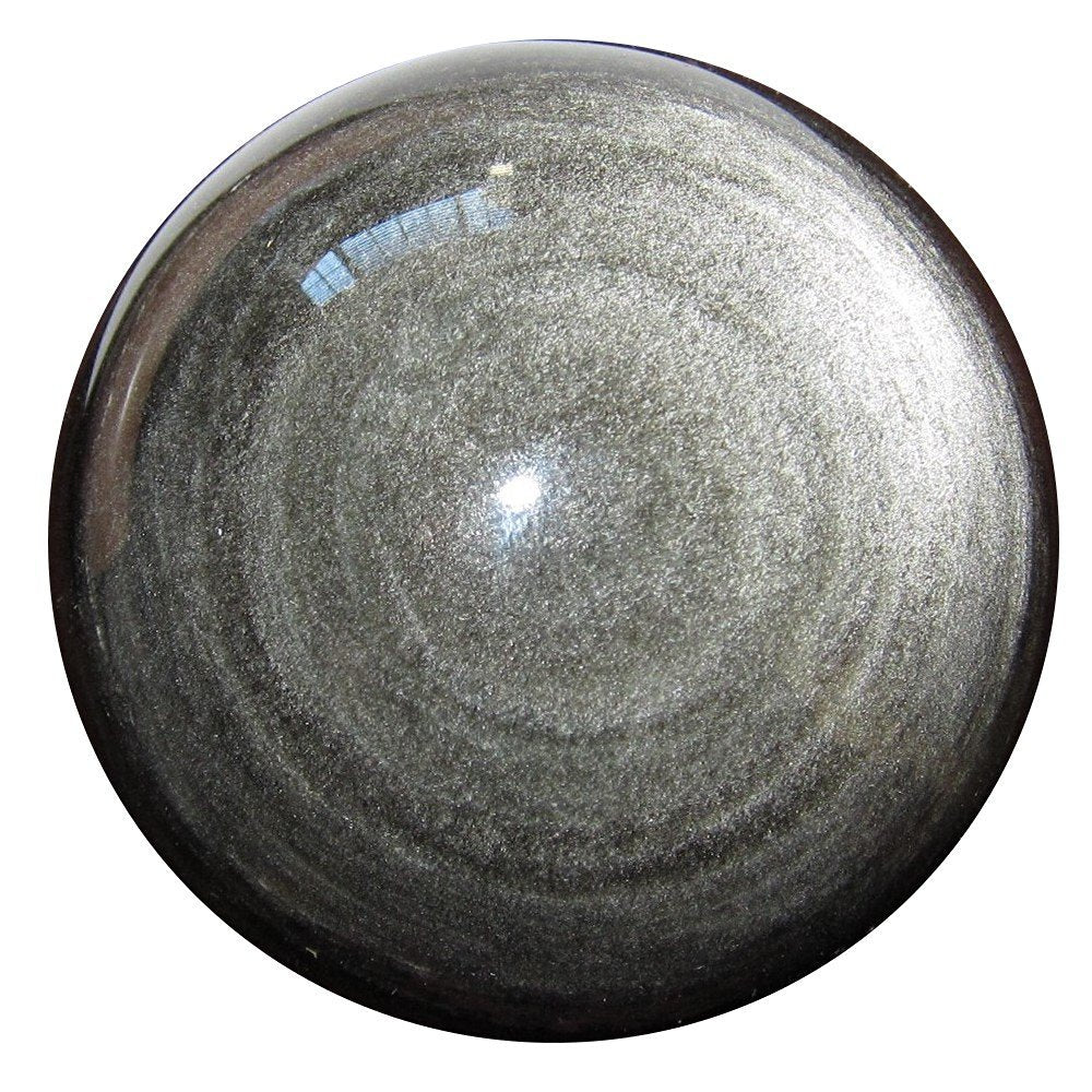 Silver Sheen Obsidian Gemstone Uses & Crystal Healing Properties