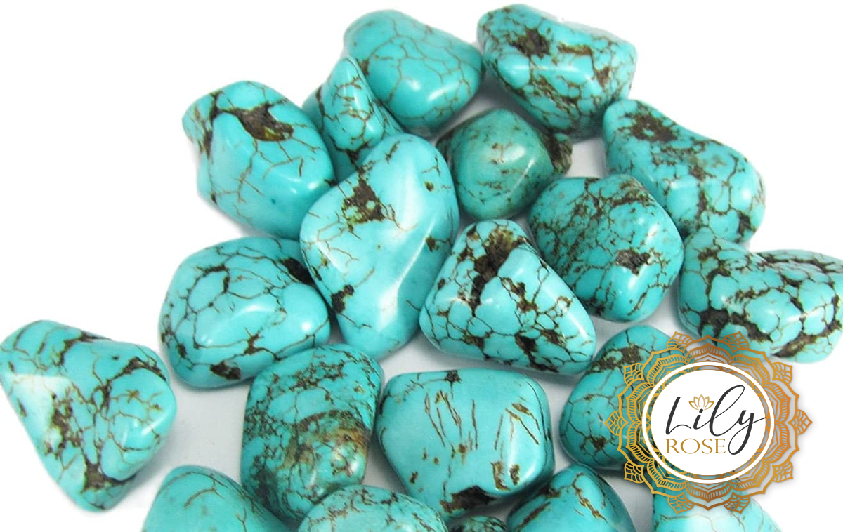 Turquoise Gemstone Uses & Crystal Healing Properties