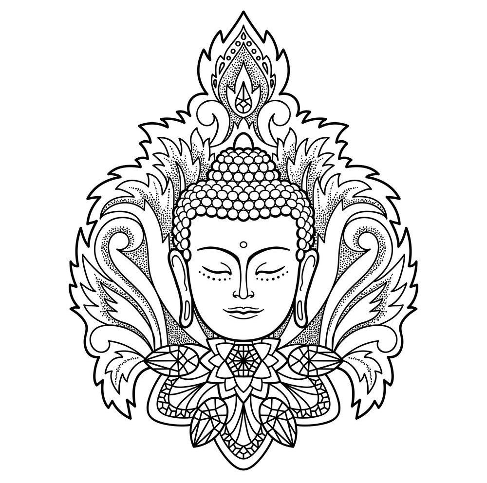 Buddha Head Meaning