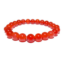 Load image into Gallery viewer, Carnelian Spiritual Healing 8mm Stretch Bracelet