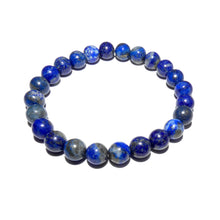Load image into Gallery viewer, Limited Chilean Lapis Lazuli Enlightenment 8mm Stretch Bracelet