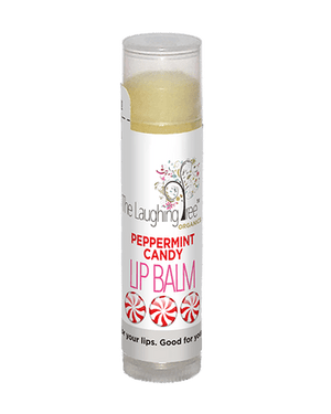 The Laughing Tree Organics - All Natural Peppermint Lip Balm