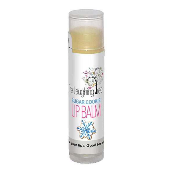 The Laughing Tree Organics - All Natural Sugar Cookie Lip Balm