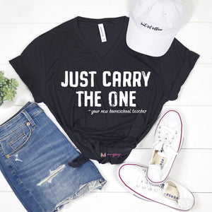 Just Carry the One Tee