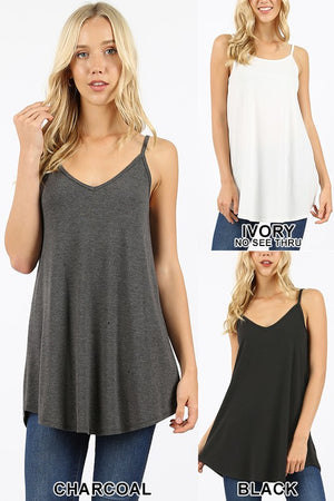 Everyday Reversible Flowy Cami