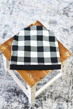 Peek-a-Boo Beanie by Pretty Simple