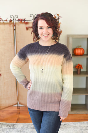 Adelaide Ombre Sweater