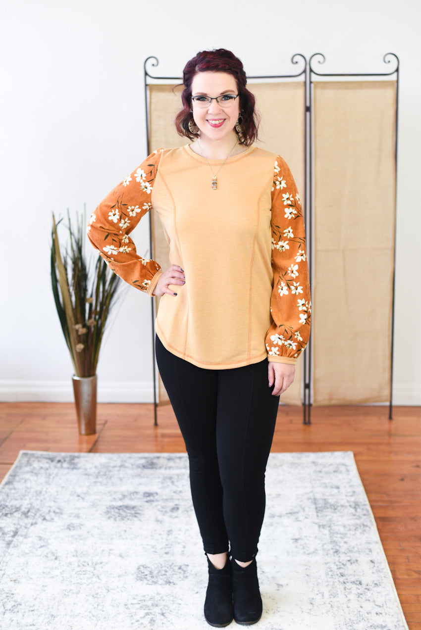 Ellyiot Boho Top