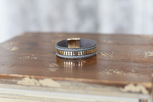 Braided Magnetic Bracelet