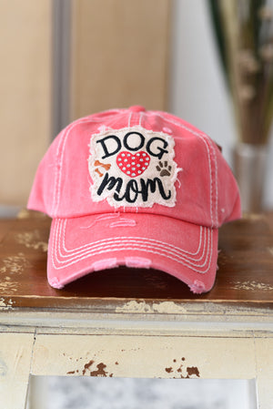 Dog Mom Hat