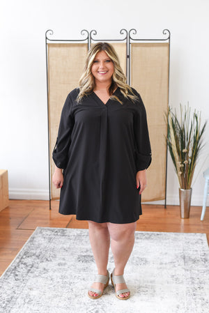 Maryssa Swing Dress