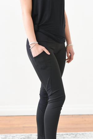 Annika High Waist Active Legging