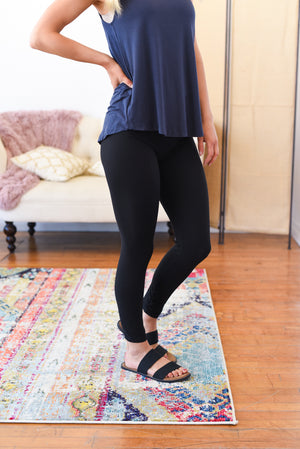 Live In Leggings - Black