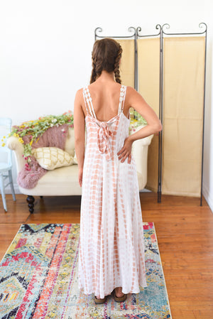 Ariah Tie Dye Maxi Dress