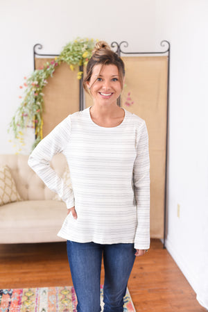 Sonia Twist Back Top
