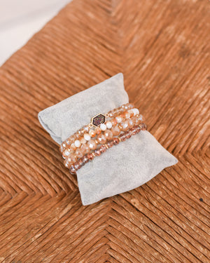 Layered Sparkle Bracelet