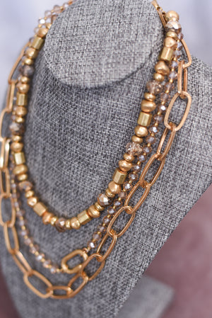 Chicago Link Chain Necklace