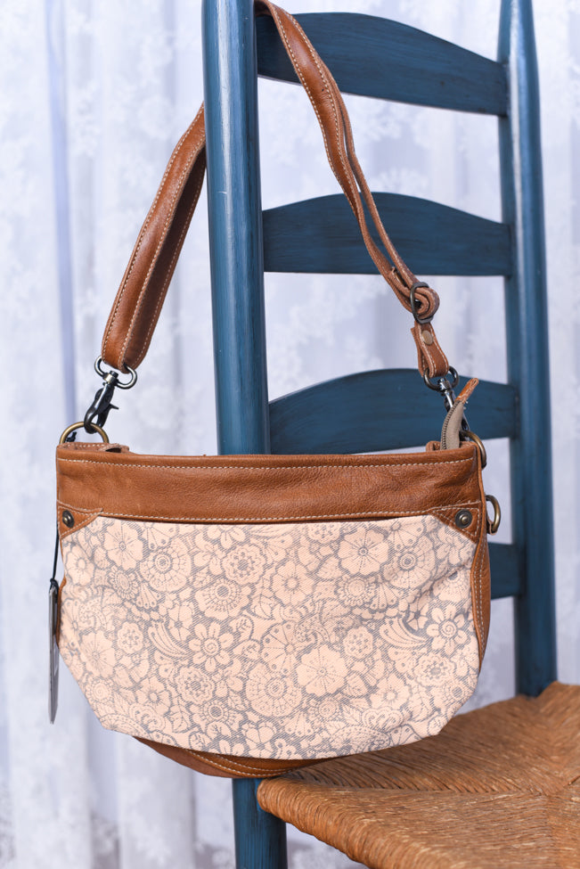 Dreamsicle Crossbody Bag