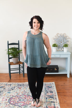 Fiona Sleeveless Top