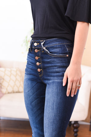 Chanda High Rise Kancan Jeans