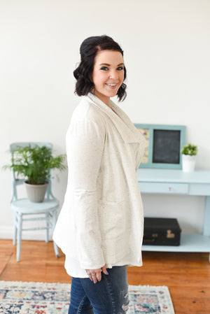 Jayne Cardigan - Off White