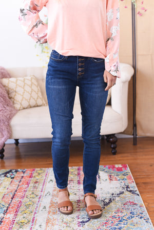 Jana High Rise Judy Blue Jeans
