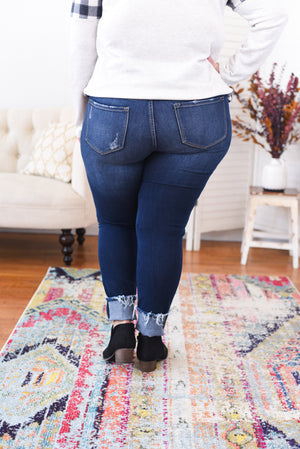 Lakelyn High Rise Kancan Jeans - Curvy