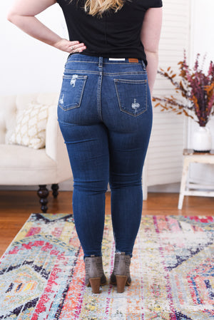 Gracie High Rise Judy Blue Jeans