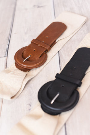 Buckle Elastic Belt