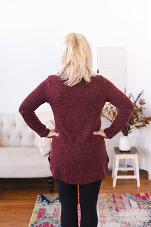 Tallulah Cowlneck Sweater