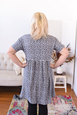 Pippah Animal Print Dress