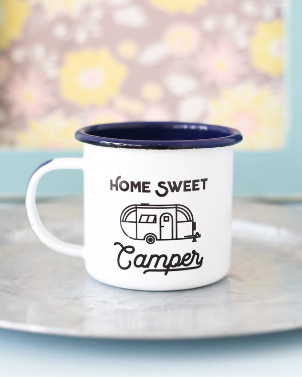 Home Sweet Camper Mug