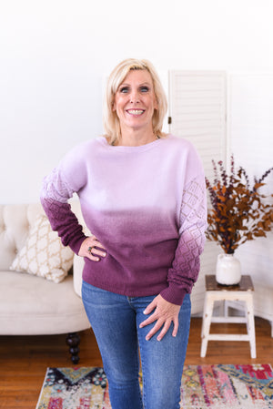 Graceland Ombre Sweater