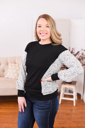 Tinsley Chiffon Top