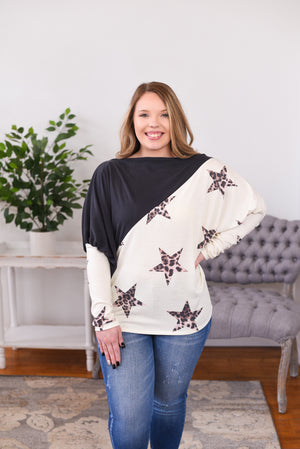 Starletta Dolman Sleeve Top